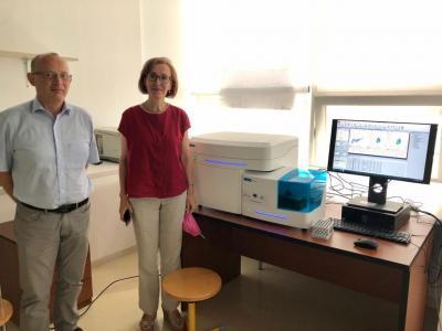 Uspešna instalacija pretočnega citometra Novocyte Advanteon v Splitu